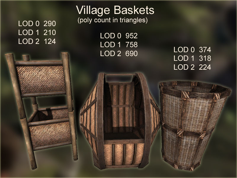 village Baskets